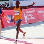 Chumba and Kiplagat win Chicago Marathon 2016