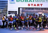 Dubai Marathon 2013 Preview