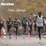 Eliud Kipchoge goes sub 2hrs for marathon