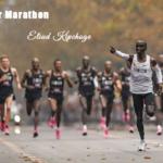 Eliud Kipchoge goes sub 2hrs for marathon