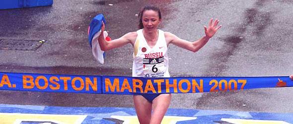 Lidiya Grigoryeva Boston 2007
