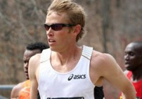 Ryan Hall for Boston Marathon 2011