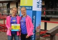 Hannover Marathon Sisters