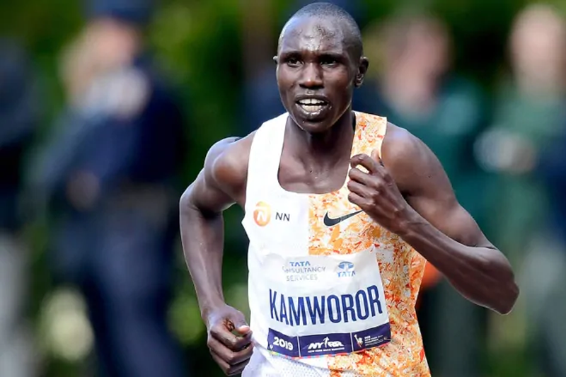 Kamworor, Jepkosgei take NYC Marathon titles