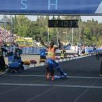 Felix Kandie breaks Athens record