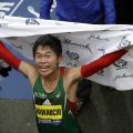 One month to go, Kawauchi aims for Venice win