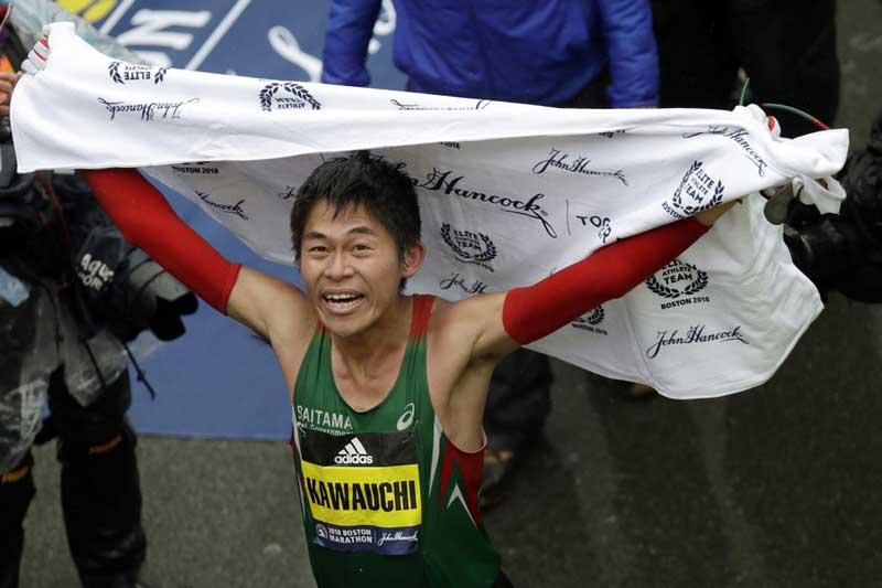 Yuki Kawauchi for Venice Marathon