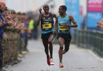 Kenenisa Bekele ready for debut