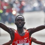 Kibet makes marathon comeback