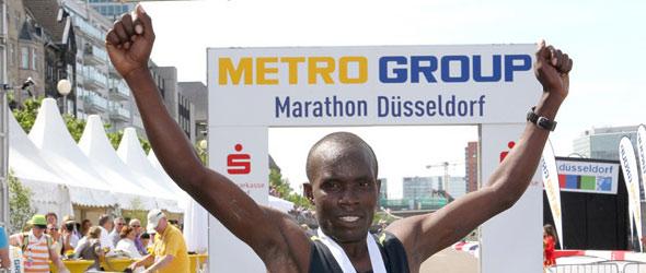 Kimaiyo - Dusseldorf Marathon