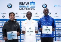 Kipchoge, Kipsang Chase Records at Berlin
