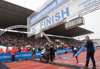 Bernard Kipyego defends Amsterdam Marathon title