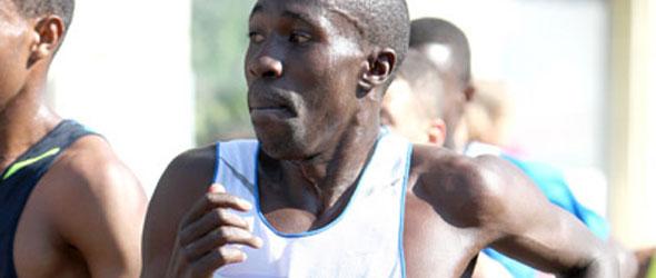 Ruben Kosgei for Hannover Marathon