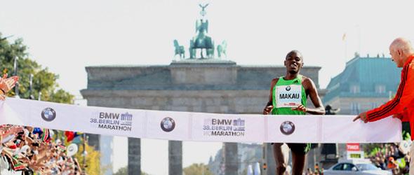 Patrick Makau World Record Berlin