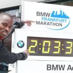Frankfurt Marathon 2012 Sunday