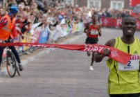 Tough challenge for Gebrselassie and Radcliffe