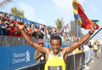 Tsegaye Mekonnen targets more records