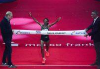 Assefa Meskerem - Frankfurt Marathon 2018