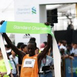 Kenneth Mungara wins Singapore Marathon 2014