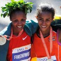 Kipsang and Deba for NYC Challenge