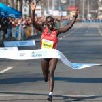 Racheal Mutgaa sets Hannover course record