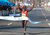Racheal Mutgaa - hannover marathon 2019