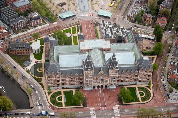 Rijksmuseum - Amsterdam Marathon 2013