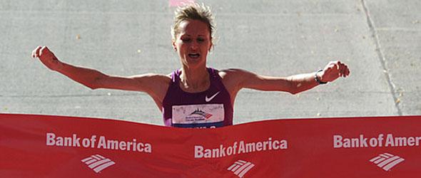 Liliya Shobukhova - Chicago Marathon