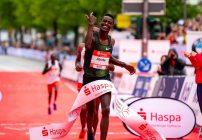 Tadu Abate - Hamburg Marathon 2019
