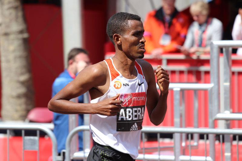 Tesfaye Abera - Amsterdam Marathon