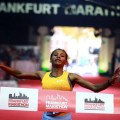 Ethiopian double at Frankfurt Marathon 2015