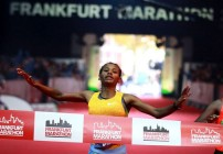 Gulume Tollesa - Frankfurt Marathon