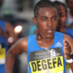 Ethiopian double at Dubai Marathon 2020