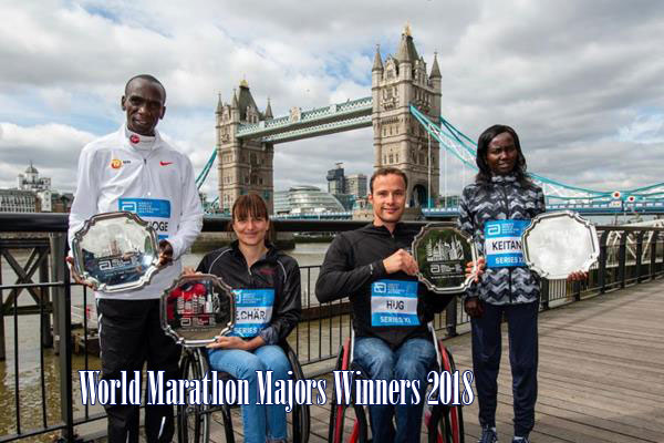 World Marathon Majors 2018 Winners