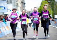 Women increase to start Zurich Marathon