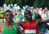 Abera wins Hong Kong Marathon
