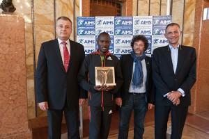 AIMS award