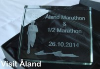 Aland Marathon 2015 has new course
