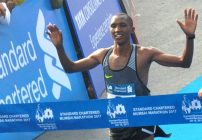 Simbu, Kitur take Mumbai Marathon titles