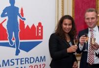 TCS Amsterdam Marathon new logo