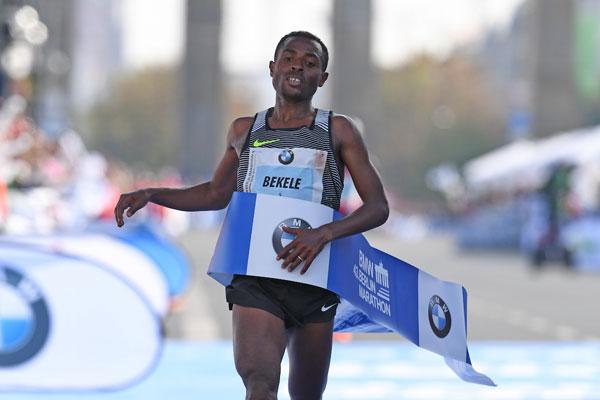 Kenenisa Bekele - Berlin Marathon