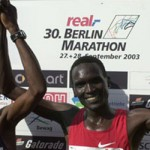 Berlin Marathon Report – 28 September 2003