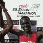 Berlin Marathon Report – 28 September 2003