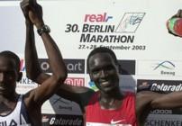Paul Tergat Berlin 2003 - WR 2:04:55