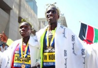 Boston Marathon Winners 2012