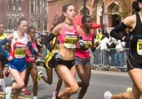 Kara Goucher for Boston Marathon 2011