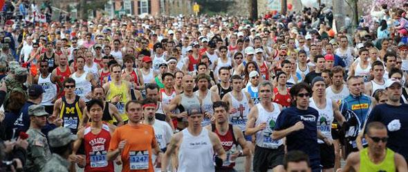 Boston Marathon 3rd Wave