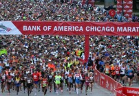 Jeptoo, McFadden Headline Chicago 2014
