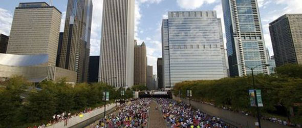 Chicago Marathon 2012 Registration Opens