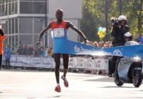 Chumba sets Eindhoven record